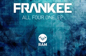 UFFF! Listen to Frankee's All Four One EP!