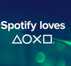 Spotify loves PlayStation® All the music you love is coming to PlayStation®