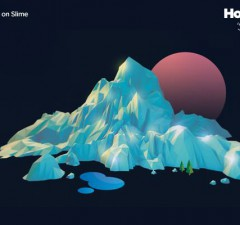 Listen to Hoffman's Debut Album 'Serenity' Here first! It's out now on Slime Recordings!