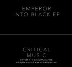 EMPEROR – INTO BLACK EP